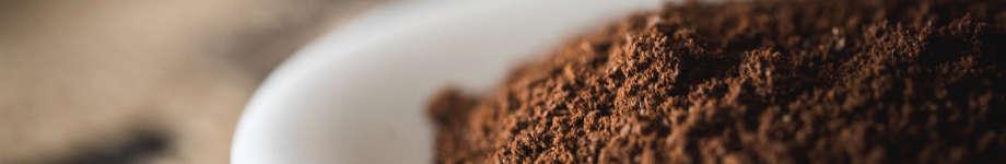 Gemahlener Kaffee bildet die Grundlage für einen leckeren Kaffee