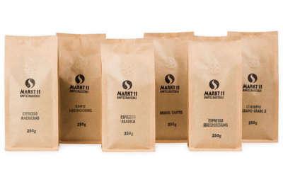 Kaffee & Espresso aus aller Welt - in einer Box