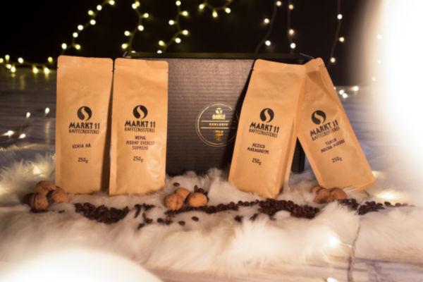 Exklusiver Kaffee in einer exklusiven Box: Probier die besten Sorten
